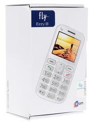 Сотовый телефон Fly Ezzy 8 серый