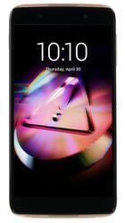 """5.2"""" Смартфон Alcatel One Touch OT-6055K Idol 4 16 ГБ золотистый"""