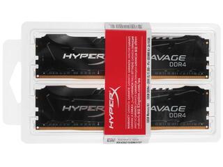 Оперативная память Kingston HyperX Savage [HX426C15SBK2/32] 32 Гб