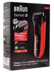 Электробритва Braun 3030s Series 3