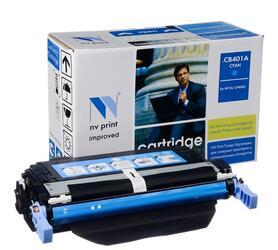 Картридж лазерный NV Print CB401A