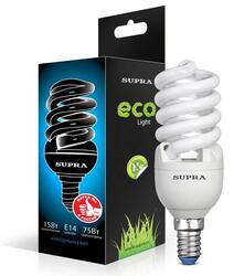 Лампа люминесцентная Supra SL-FSP-12/4200/Е14-N