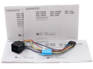 Автопроигрыватель Kenwood KDC-100UR