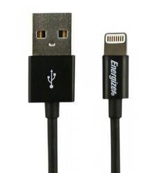Кабель Energizer Classic USB - Apple 8-pin черный