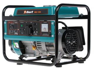 Бензиновый электрогенератор Bort BBG-1500