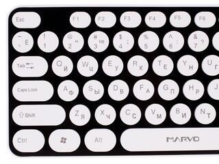Клавиатура+мышь Marvo KM-30W