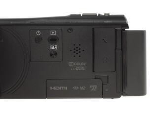 Видеокамера Sony HDR-CX450 черный