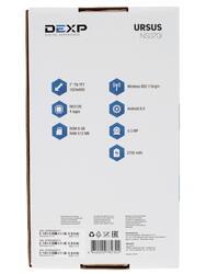 """7"""" Планшет DEXP Ursus NS370i 8 Гб  серый"""
