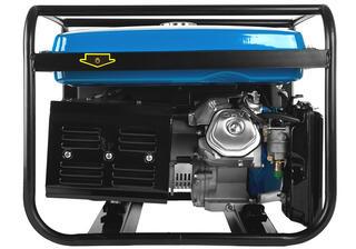Бензиновый электрогенератор Союз ЭГС-87400