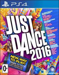 Игра для PS4 Just Dance 2016