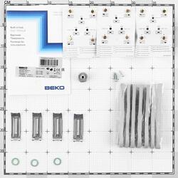 Газовая варочная поверхность Beko HIMG64233SX