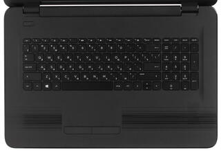 """17.3"""" Ноутбук HP Notebook 17-x001ur черный"""