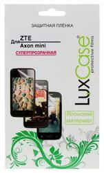 """5.2""""  Пленка защитная для смартфона ZTE Axon mini"""