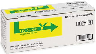 Картридж лазерный Kyocera TK-5140Y