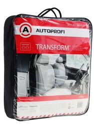 Чехлы на сиденье AUTOPROFI TRANSFORM MPV-001 серый
