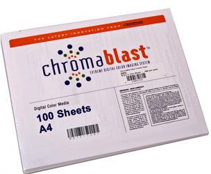 Бумага для термопереноса Chromablast А4