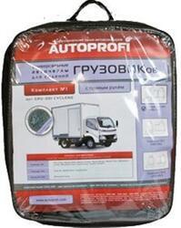 Чехлы на сиденье Autoprofi GRU-001 черный