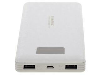 Портативный аккумулятор Pineng PN-969 белый