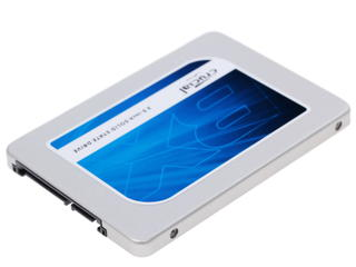 480 Гб SSD-накопитель Crucial BX200 [CT480BX200SSD1]