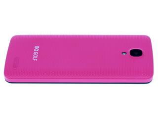 "4.5"" Смартфон BQS-4560 Golf 8 ГБ розовый"