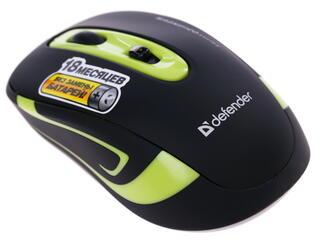 Мышь беспроводная Defender Magnifico MM-505 Nano