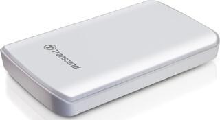 """2.5"""" Внешний HDD Transcend StoreJet 25D3 [TS1TSJ25D3W]"""