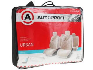 Чехлы на сиденье AUTOPROFI URBAN URB-1105 бежевый