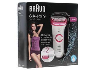 Эпилятор Braun 9521 WD
