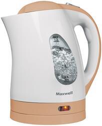 Электрочайник Maxwell MW-1014 бежевый