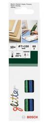 Стержни клеевые Bosch 2609256D32 белый