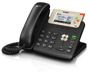 IP-телефон Yealink SIP-T23G черный