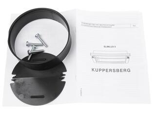 Вытяжка встраиваемая Kuppersberg SLIMLUX II 60 BGL белый