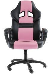 Кресло игровое Arozzi Monza розовый
