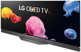 """55"""" (139 см)  OLED-телевизор LG OLED55E6V серебристый"""