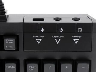 Клавиатура GAMDIAS Hermes Essential