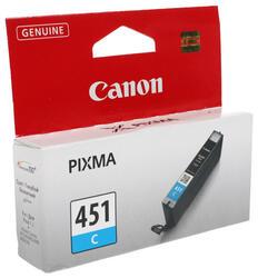 Картридж струйный Canon CLI-451C