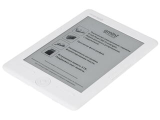 6'' Электронная книга gmini MagicBook S6LHD белый + чехол
