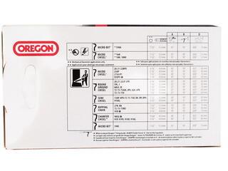 """Пильная цепь OREGON 3/8""""-91P-55-1.3mm"""
