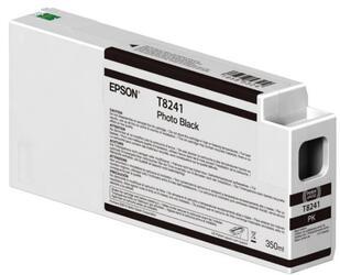 Картридж Epson T8241 повышенной емкости для SureColor SC-P6000/P7000/P7000V/P8000/P9000/P9000V (Фото черный)