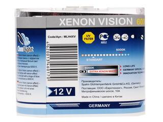 Галогеновая лампа ClearLight H4 XenonVision