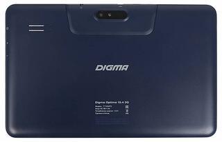 """10.1"""" Планшет Digma Optima 10.4 3G 8 Гб 3G синий"""