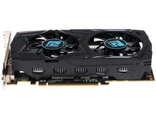 Видеокарта PowerColor AMD Radeon RX 460 [AXRX 460 4GBD5-DHV2/OC]