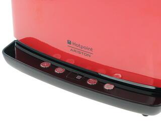 Тостер Hotpoint-Ariston TT 22E AR0 красный