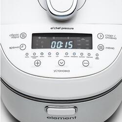 Мультиварка Element FWA02PW El'Chef 2 Pressure белый