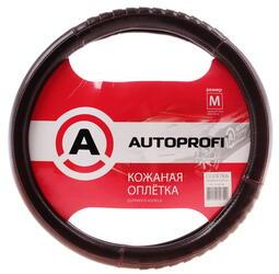 Оплетка на руль AUTOPROFI AP-770 коричневый