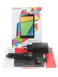 """7"""" Планшет Supra M749 8 Гб 3G, LTE черный"""