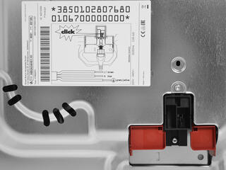 Электрический духовой шкаф Bosch HBG634HS1
