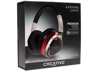 Наушники Creative Aurvana Live!2