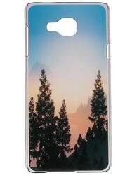 Накладка + защитная пленка  для смартфона Samsung Galaxy A7 (2016)