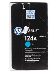 Картридж лазерный HP 124A (Q6001A)